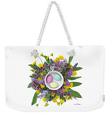 Eggs In A Bowl Weekender Tote Bag