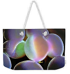 Eggs In A Fractal Mood Weekender Tote Bag