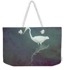 Egret Dreams Weekender Tote Bag