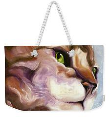 Egyptian Mau Princess Weekender Tote Bag