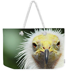 Egyptian Vulture Weekender Tote Bag