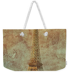 Paris, France - Eiffel Tower Weekender Tote Bag