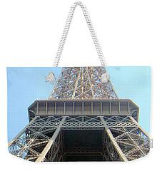 Eiffil Tower Paris France  Weekender Tote Bag