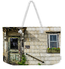 Weekender Tote Bag featuring the photograph Eight by Paul Wear