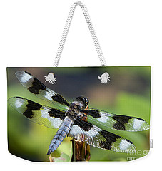 Eight-spotted Skimmer  Weekender Tote Bag