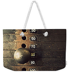 Eighty Weekender Tote Bag