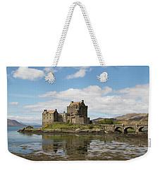Eilean Donan Castle - Scotland Weekender Tote Bag