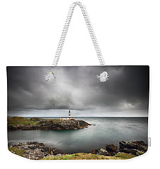 Eilean Glas Lighthouse, Scalpay Weekender Tote Bag