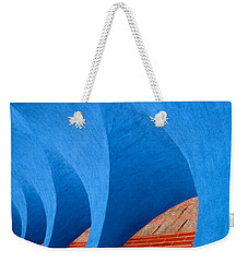 Weekender Tote Bag featuring the photograph Ekklisia by Paul Wear