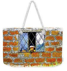 El Altar Kid 872 Weekender Tote Bag