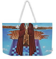 El Camino De La Luz Weekender Tote Bag