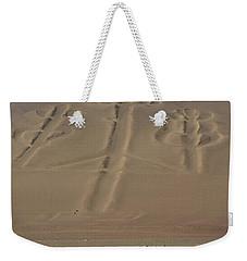 Weekender Tote Bag featuring the photograph El Candelabro by Aidan Moran