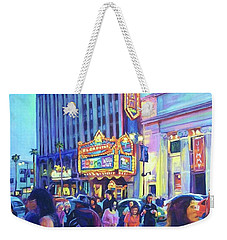 El Capitan Weekender Tote Bag by Bonnie Lambert