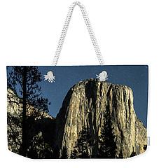 El Capitan By Starlight, Yosemite Valley, Yosemite Np, Ca Weekender Tote Bag