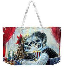 El Cine Weekender Tote Bag