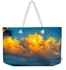 El Dorado Atardecer Weekender Tote Bag
