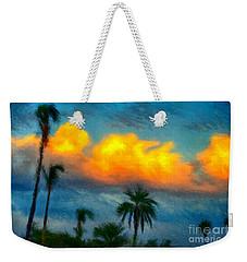 El Dorado Atardecer II Weekender Tote Bag