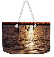 El Dorado Lake Morning Weekender Tote Bag