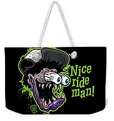 El Freak-o Weekender Tote Bag