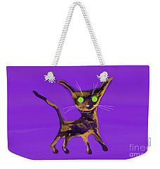 El Gato  Weekender Tote Bag