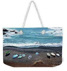 El Golfo Weekender Tote Bag