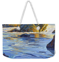Pacific Reflections 2 Weekender Tote Bag