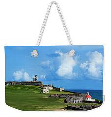 El Morro Weekender Tote Bag