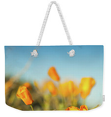 El Paso Poppies Weekender Tote Bag