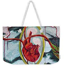 El Reflejo Weekender Tote Bag