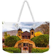 El Santuario De Chimayo Study 4 Weekender Tote Bag