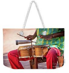 El Son De Cuba Weekender Tote Bag
