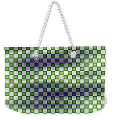 Elaboro Weekender Tote Bag by Jeff Iverson