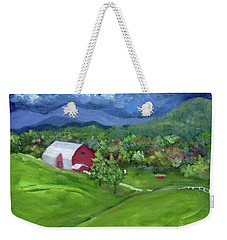 Elaida Home Weekender Tote Bag
