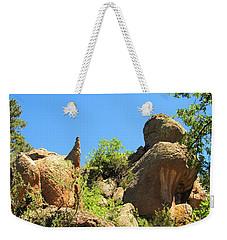 Elden Mountain Monoliths Weekender Tote Bag