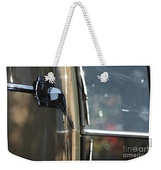 Weekender Tote Bag featuring the photograph Elder Auto by Brian Boyle