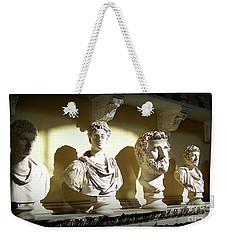Elder Statesmen Weekender Tote Bag