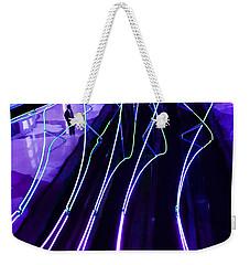 Electric Avenue Weekender Tote Bag