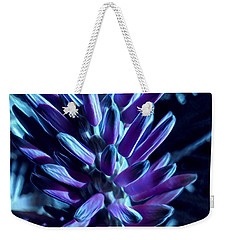 Electric Cactus Flower Weekender Tote Bag