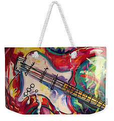 Electric Fusion  Weekender Tote Bag