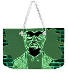 Electric Kanye West Graphic Weekender Tote Bag