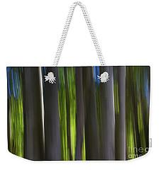 Electric Light  Weekender Tote Bag
