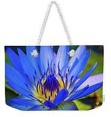 Electric Lily Weekender Tote Bag