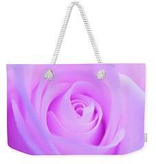 Electric Pink Weekender Tote Bag