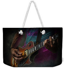 Live In Concert Weekender Tote Bag