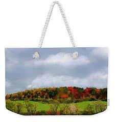 Electric Sky Weekender Tote Bag