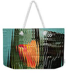 Electric Tulip 2 Weekender Tote Bag by Sarah Loft