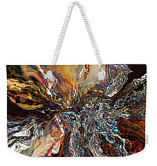 Electrical Storm Weekender Tote Bag