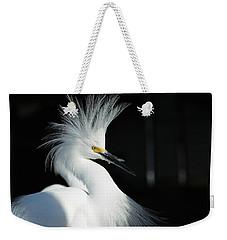 Electrifying Weekender Tote Bag