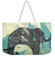 Elefanterie - 10abb Weekender Tote Bag