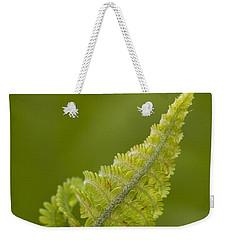 Elegant Fern. Weekender Tote Bag by Clare Bambers